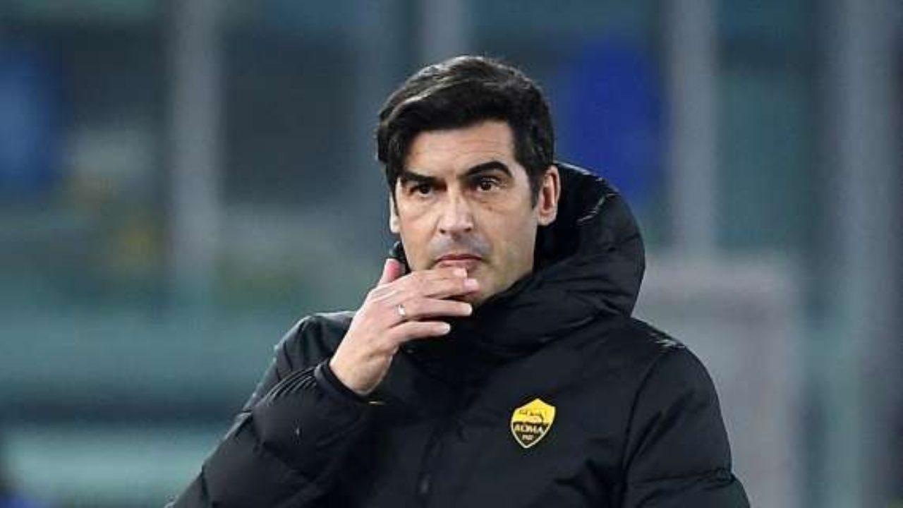 """Roma, Fonseca a rischio esonero. Lui stesso ammette: """"Sono in discussione"""""""