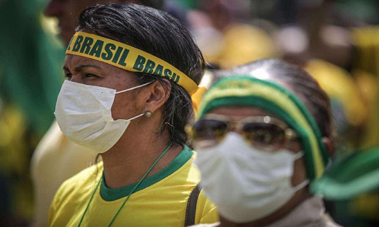 La variante brasiliana fa paura, ospedali di Manaus al collasso