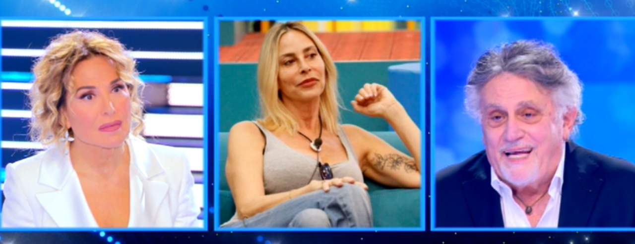 """Live, Andrea Roncato rompe il silenzio su Stefania Orlando: """"Lei aveva un altro"""""""