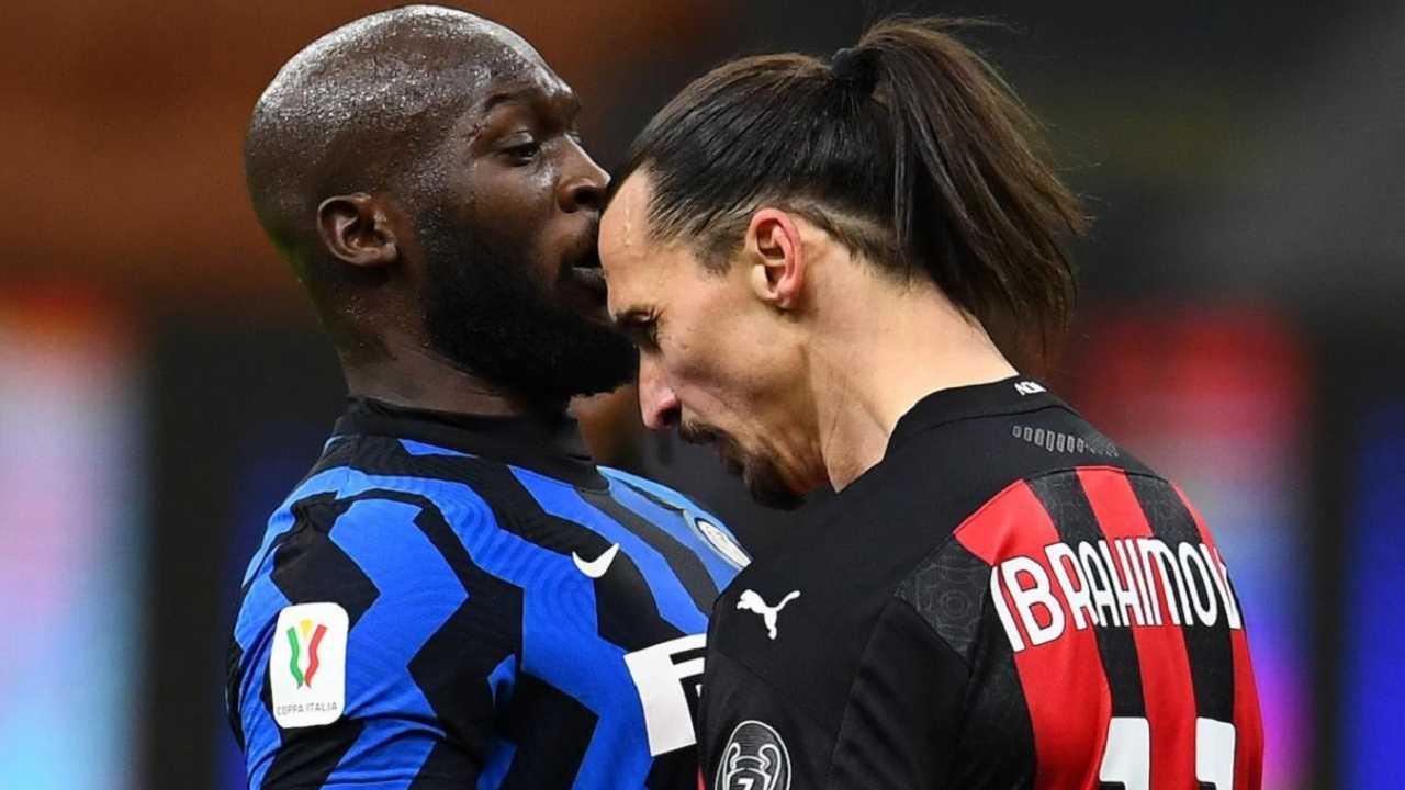 """Go to do your voodoo shit"", perché Ibrahimovic ha insultato Lukaku in questo modo"