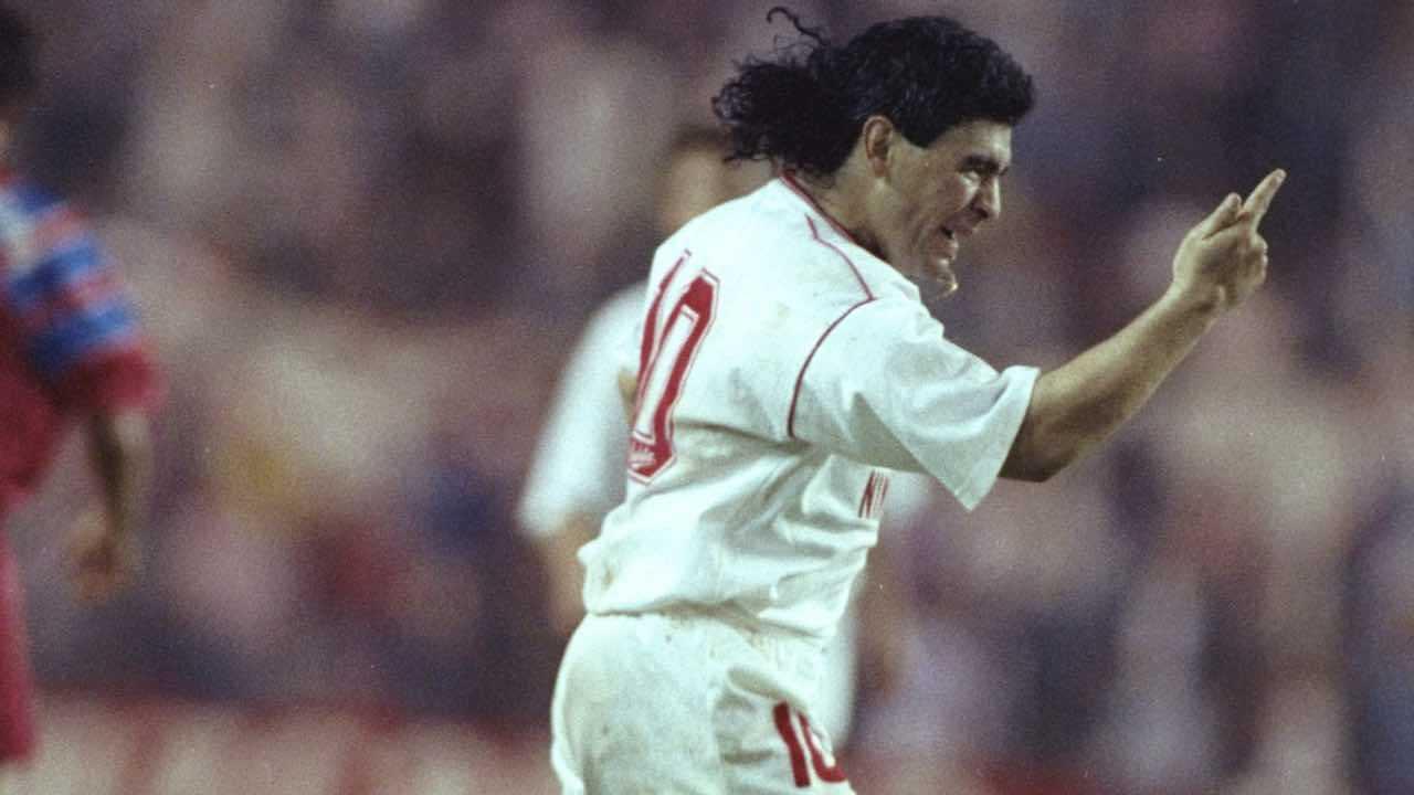 Maradona Siviglia