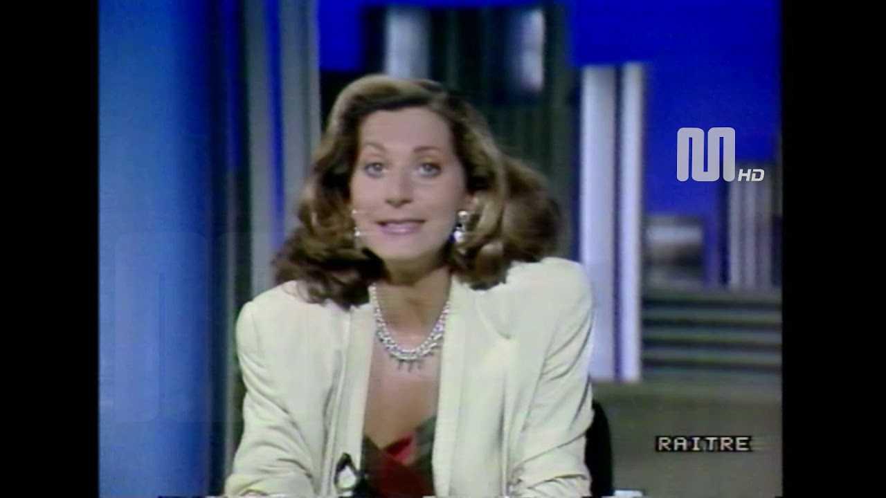 Rosanna Cancellieri TG3