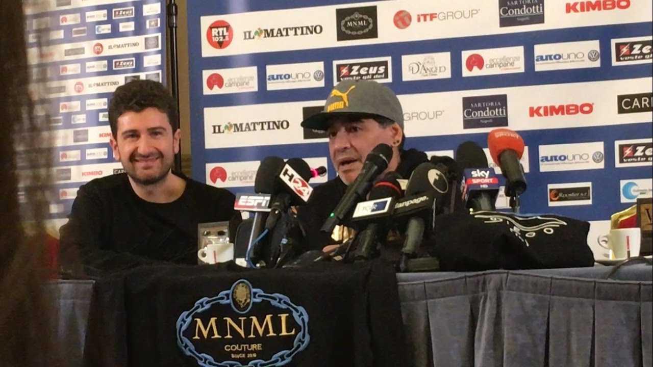 Siani e Maradona