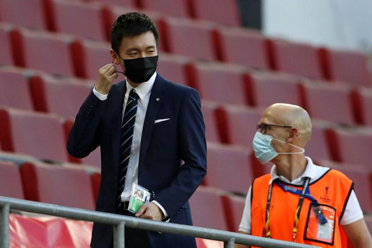 Zhang si è stufato dell'Inter: il presidente cinese vuole vendere la società