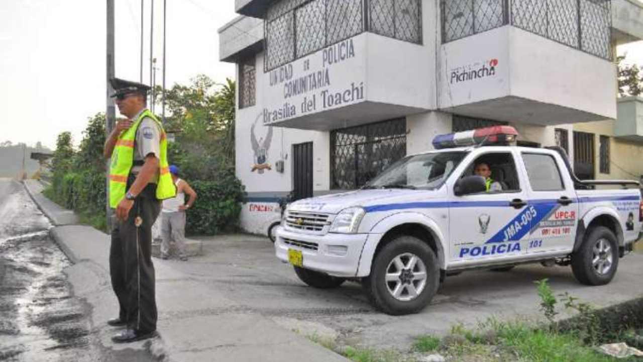 Polizia Santo Domingo