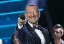 Sanremo, Amadeus vuole il pubblico in sala ma gli artisti si ribellano