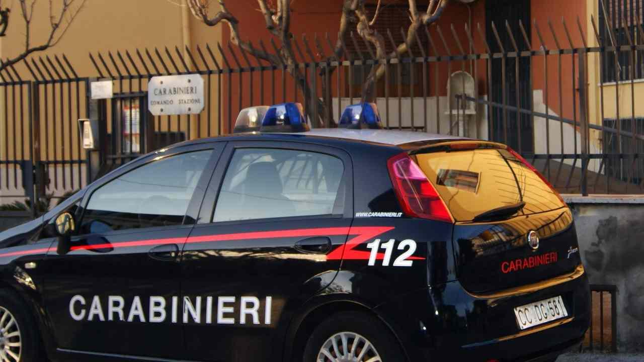 Carabinieri di Lucca