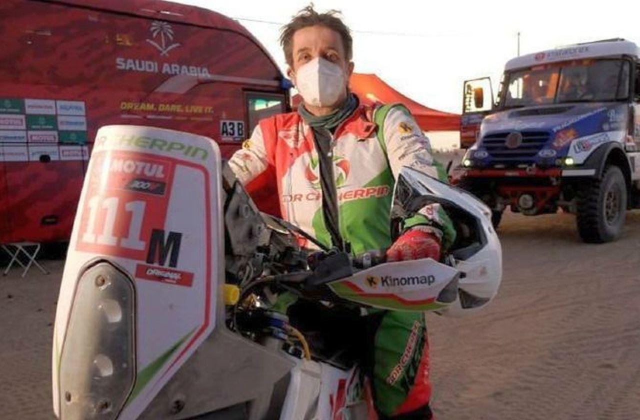 Dakar 2021, il dramma: è morto il pilota francese Cherpin