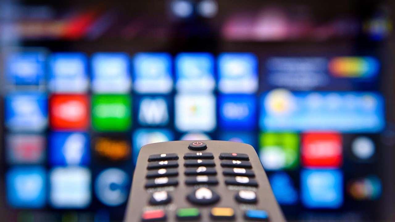 Tv e telecomando
