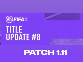 Fifa 21 patch 1.11