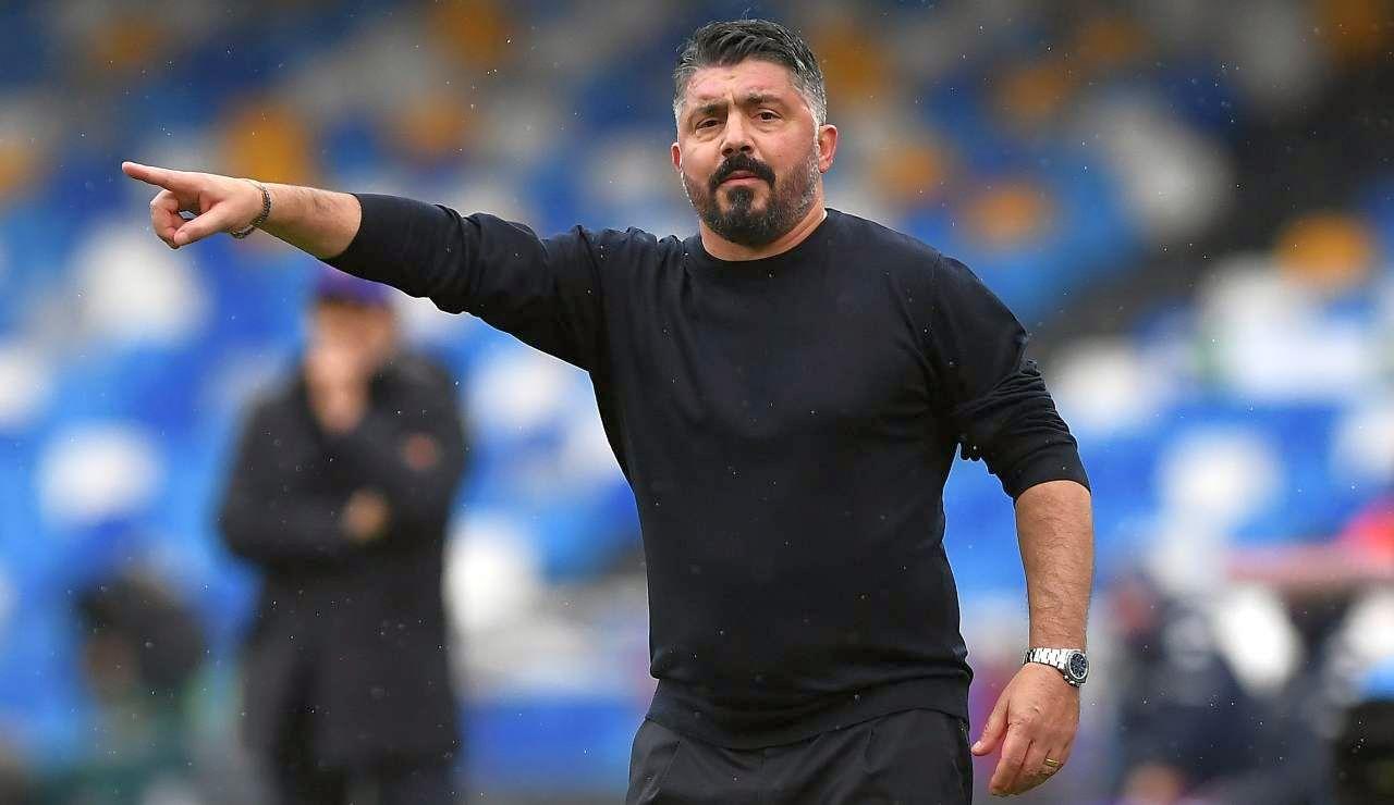 Napoli, dopo il flop di Insigne Gattuso punta su un altro attaccante