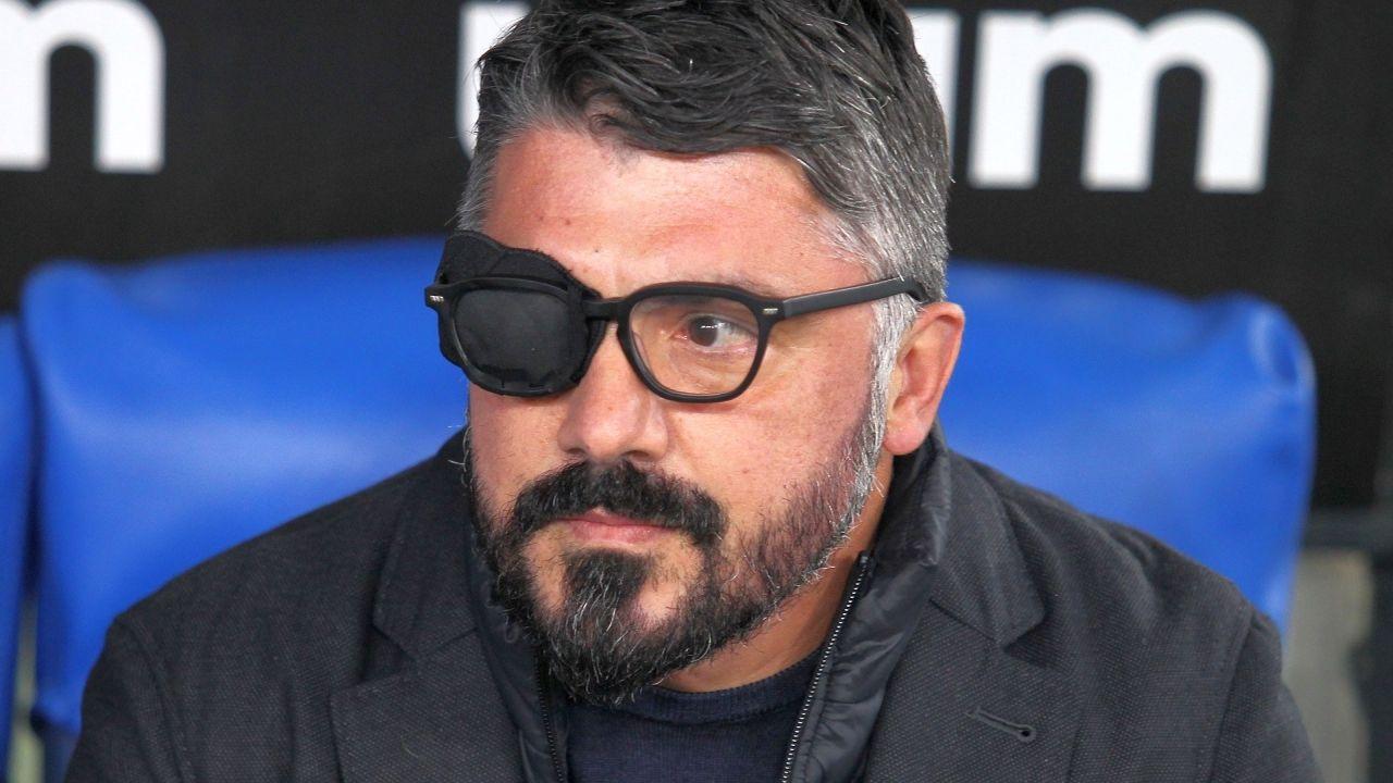 Gattuso, compleanno in bilico: la malattia e la crisi del Napoli. Il messaggio della società