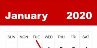 7 e 8 gennaio