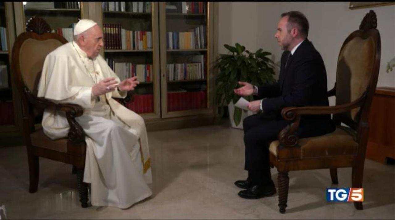 Papa Francesco, intervista esclusiva su Canale 5: cambia tutto