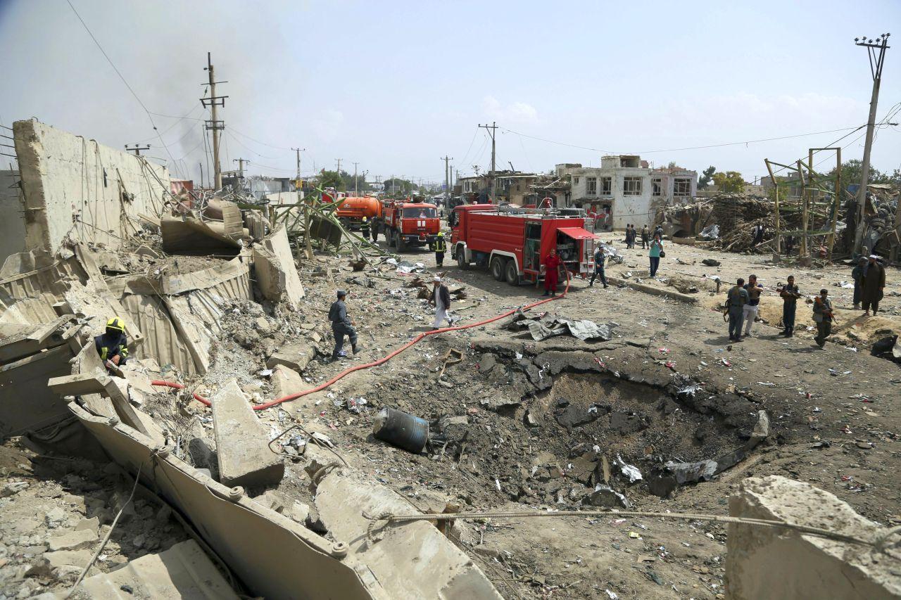 Kabul, bomba su auto: uccisi tre giornalisti