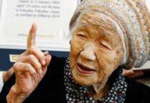 la donna più anziana del mondo