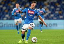 Il Napoli saluta il suo attaccante: vola in Francia per le visite mediche
