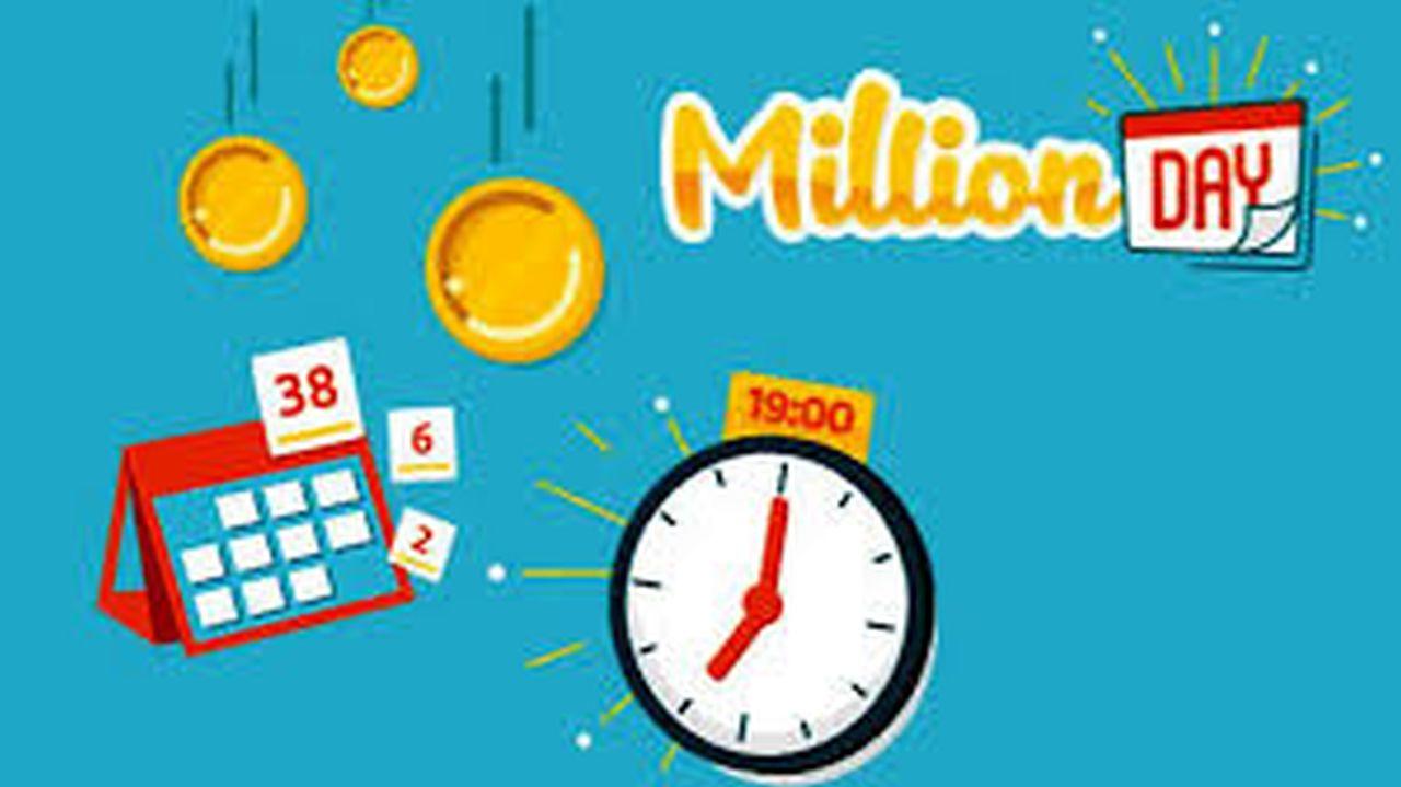 Million Day oggi: estrazione del 2 gennaio 2021, numeri e premi