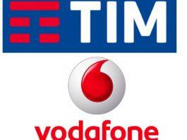 Tim e Vodafone