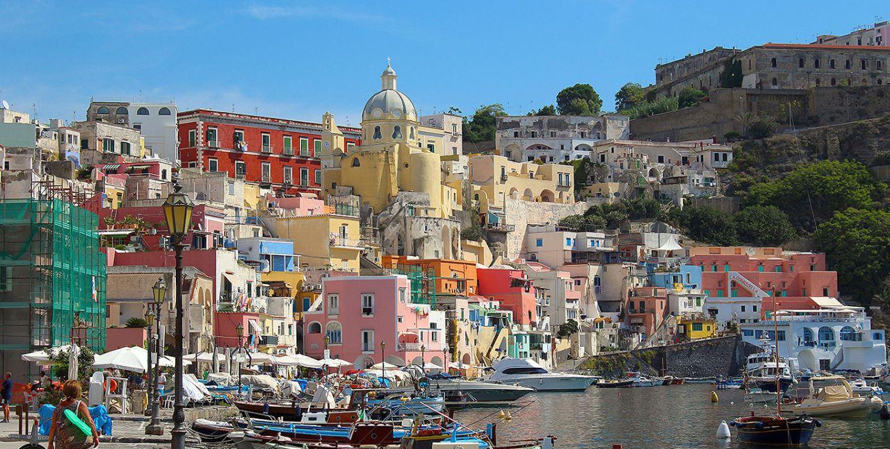 Procida capitale italiana della cultura 2022. Franceschini: «Segnale per il futuro»