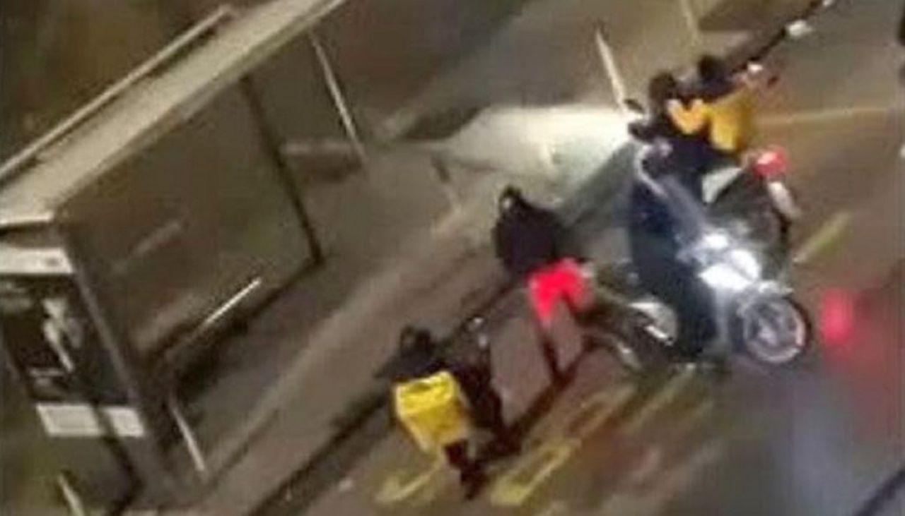 """Rapina rider a Napoli, il calciatore della Lazio esalta i napoletani: """"Non ce lo aspettavamo"""""""