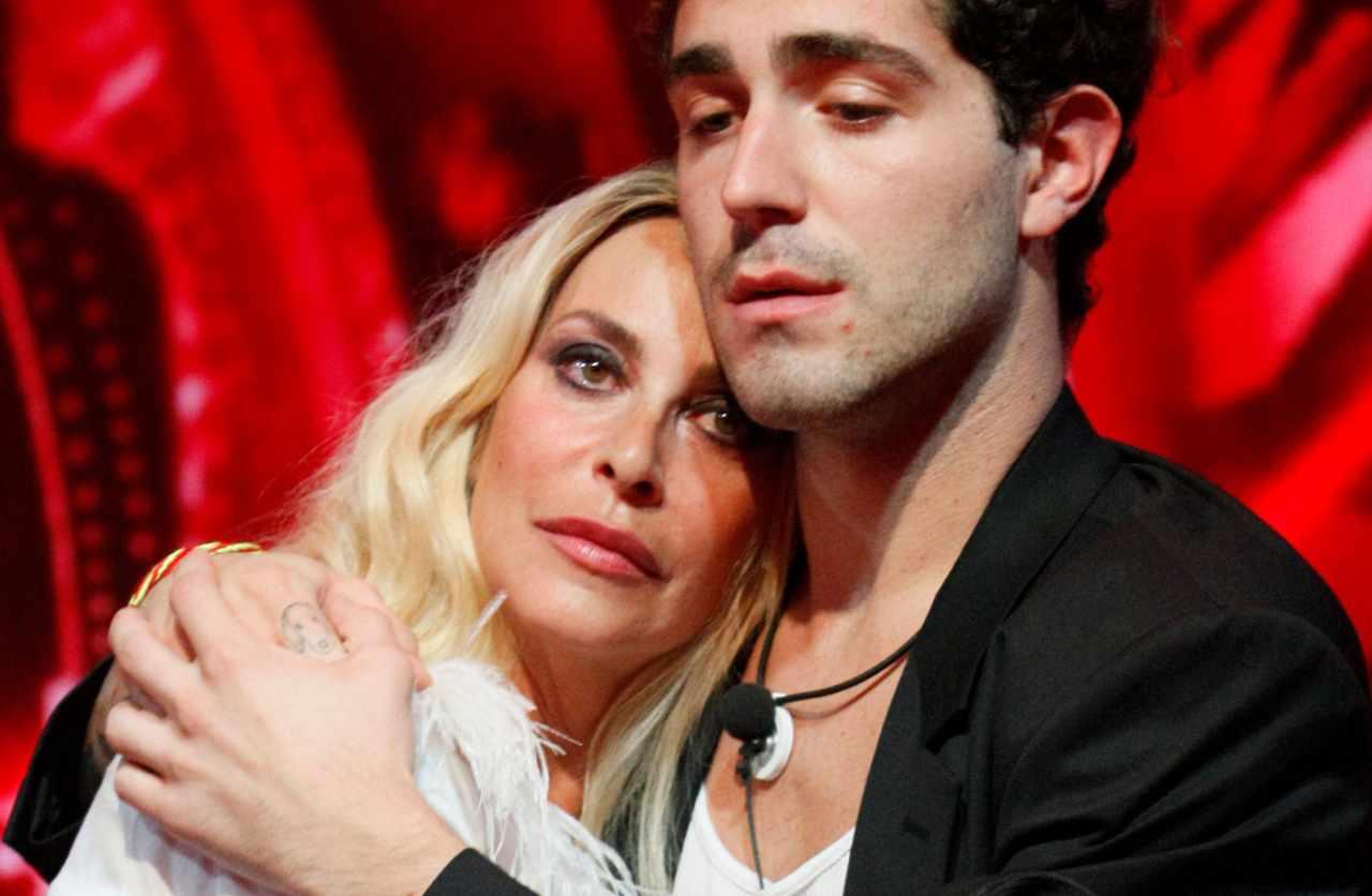 Caos al GF VIP: Stefania Orlando e Tommaso Zorzi vogliono lasciare la casa lunedì