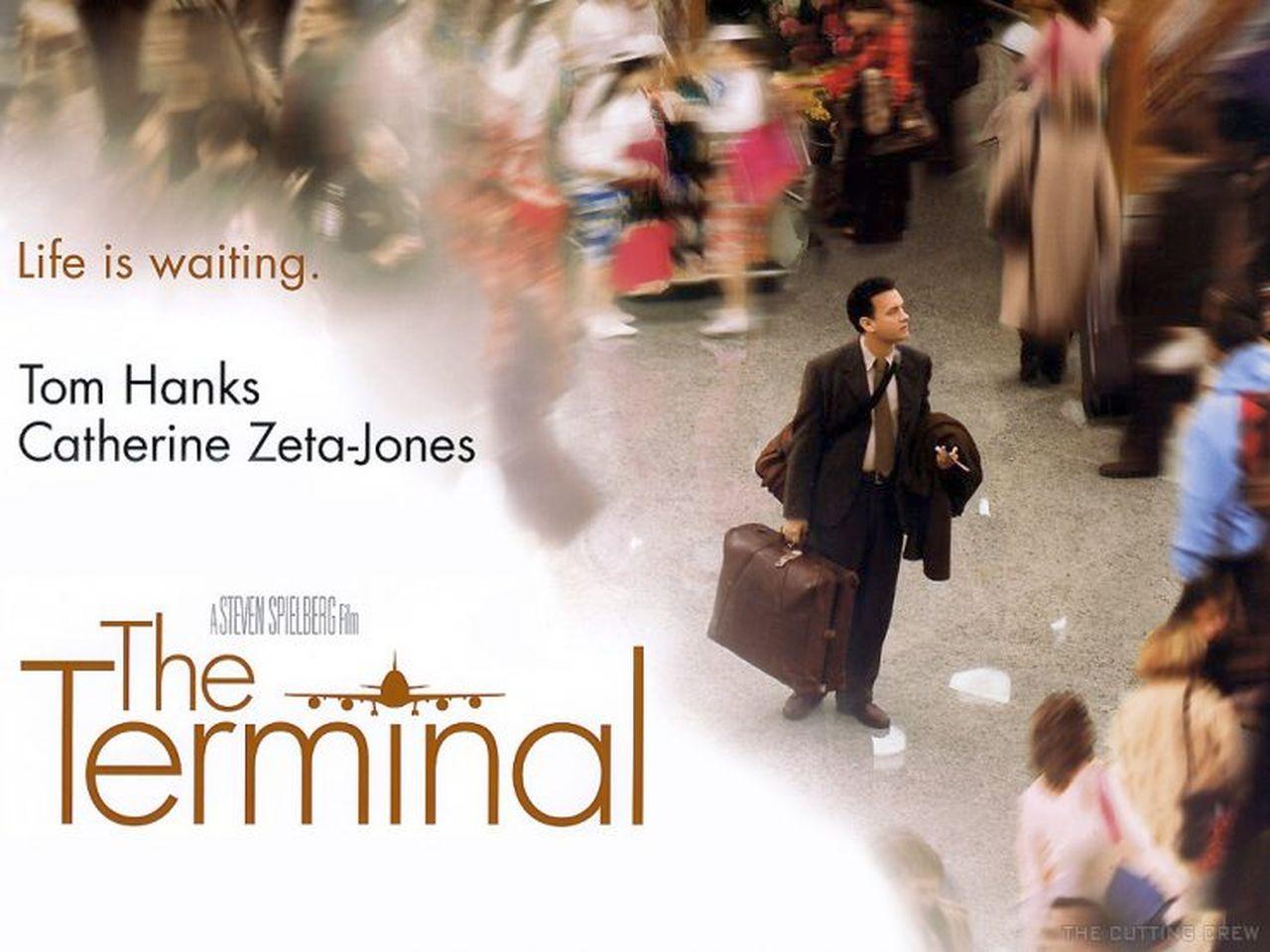 """Il film """"The Terminal"""""""