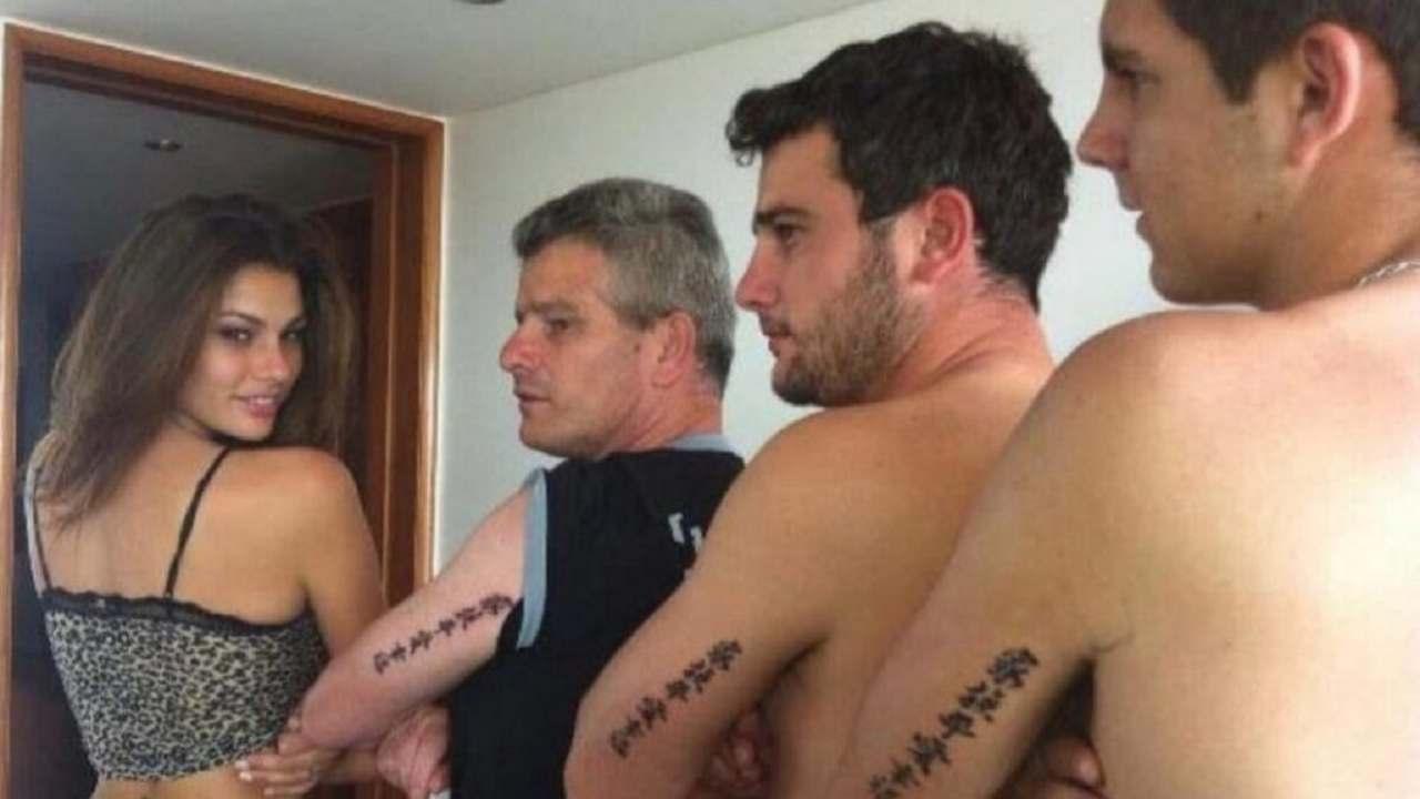 Tatuaggio della famiglia Mello