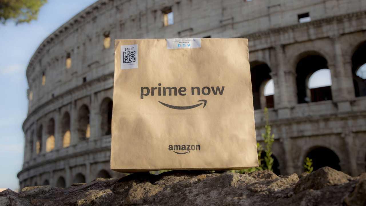 Amazon Prime Roma