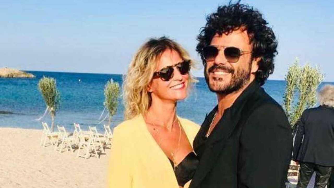 Diana Poloni e Francesco Renga