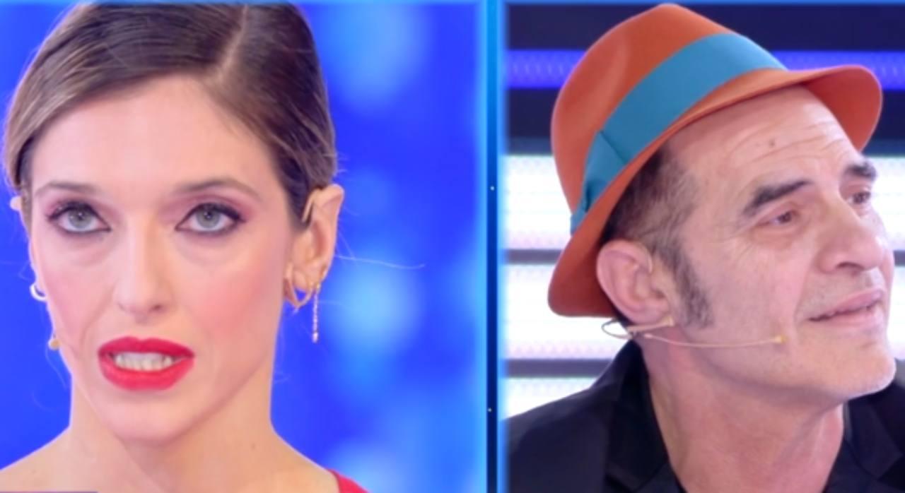 Guenda Goria e Francesco Baccini