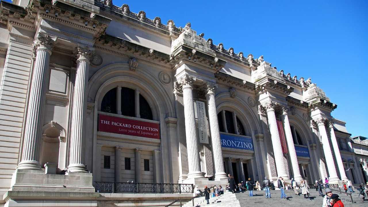Metropolitan Museum of Art di New York