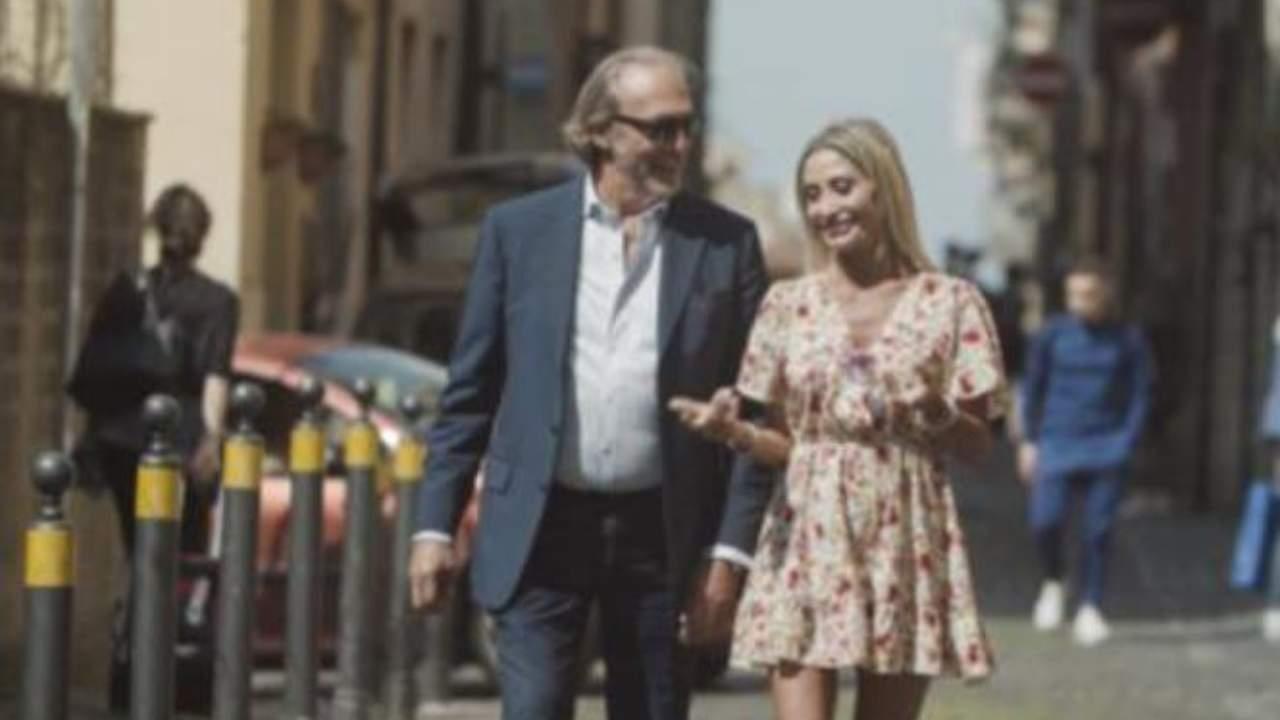 Il doppiatore con Paola Fiacconi