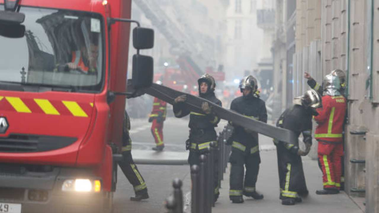 Esplosione a Bordeaux