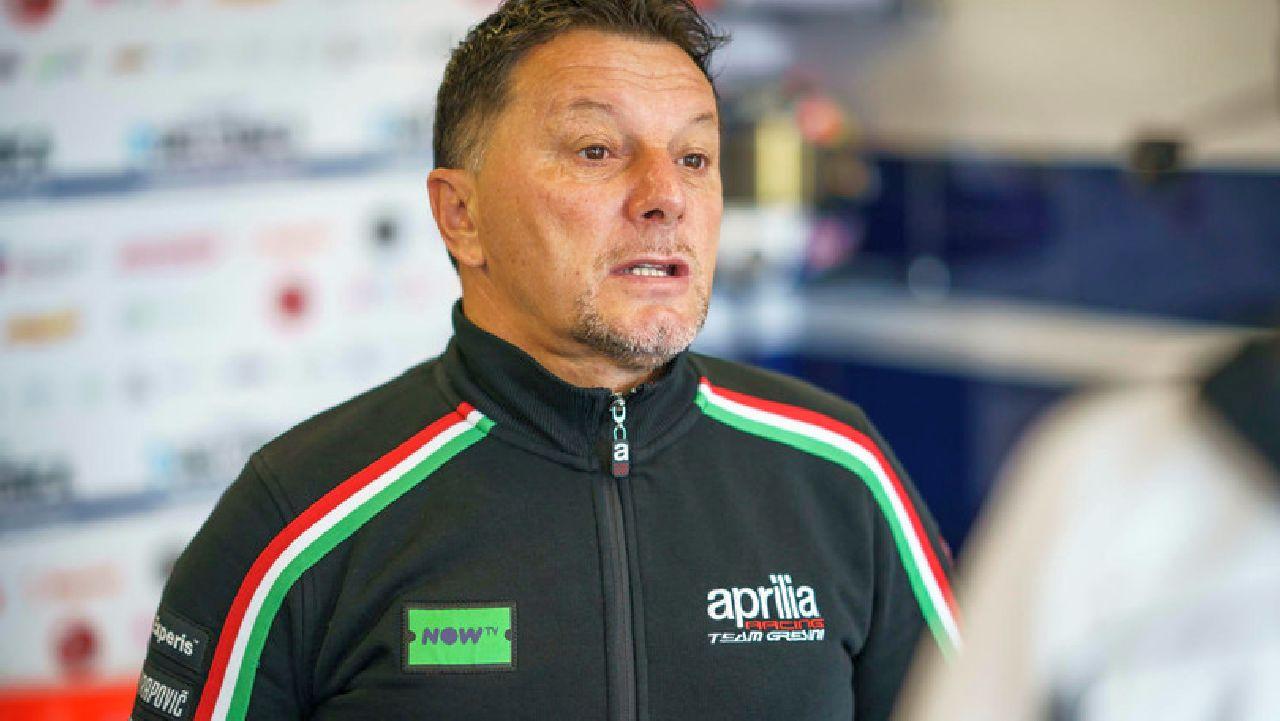 Fausto Gresini non ce l'ha fatta: l'annuncio ufficiale del suo team