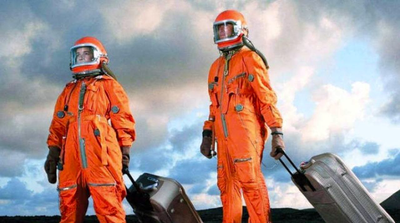 Partiranno per lo spazio nel 2022: i due super turisti hanno speso 55 milioni