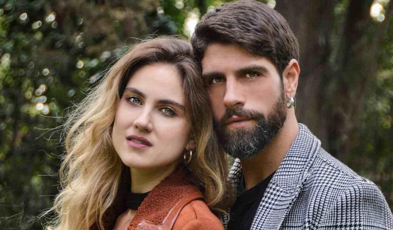 Chi è la fidanzata di Gilles Rocca, Miriam Galanti