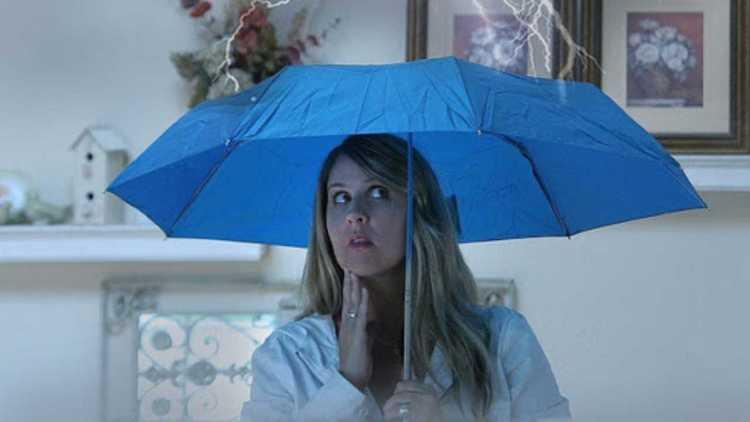 Ombrello in casa 2