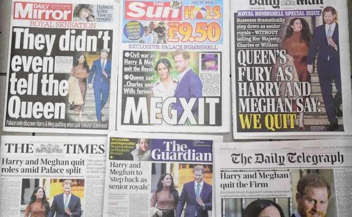 Stampa britannica