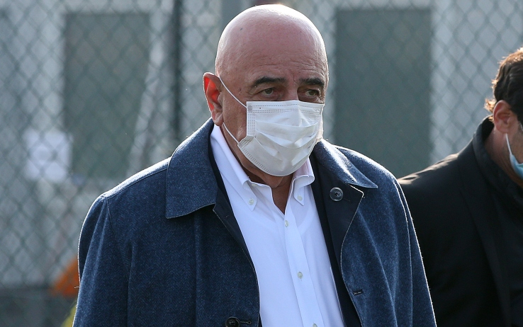 """Adriano Galliani racconta il Covid: """"Un incubo, ho avuto paura di morire"""""""