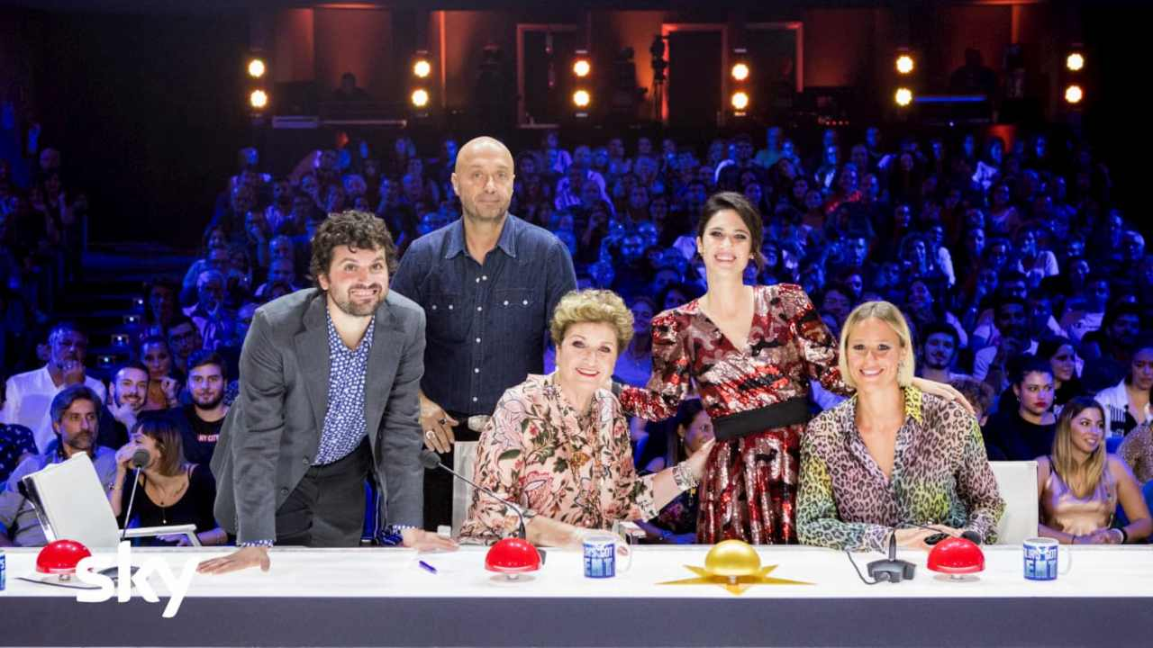 Giudici di Italia's Got Talent