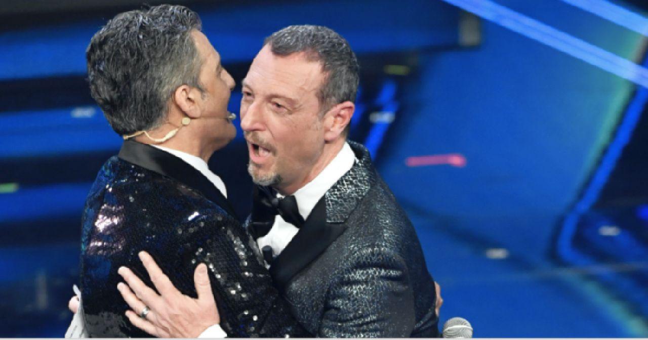 Sanremo 2021, dati Auditel della finale: ascolti in crescita