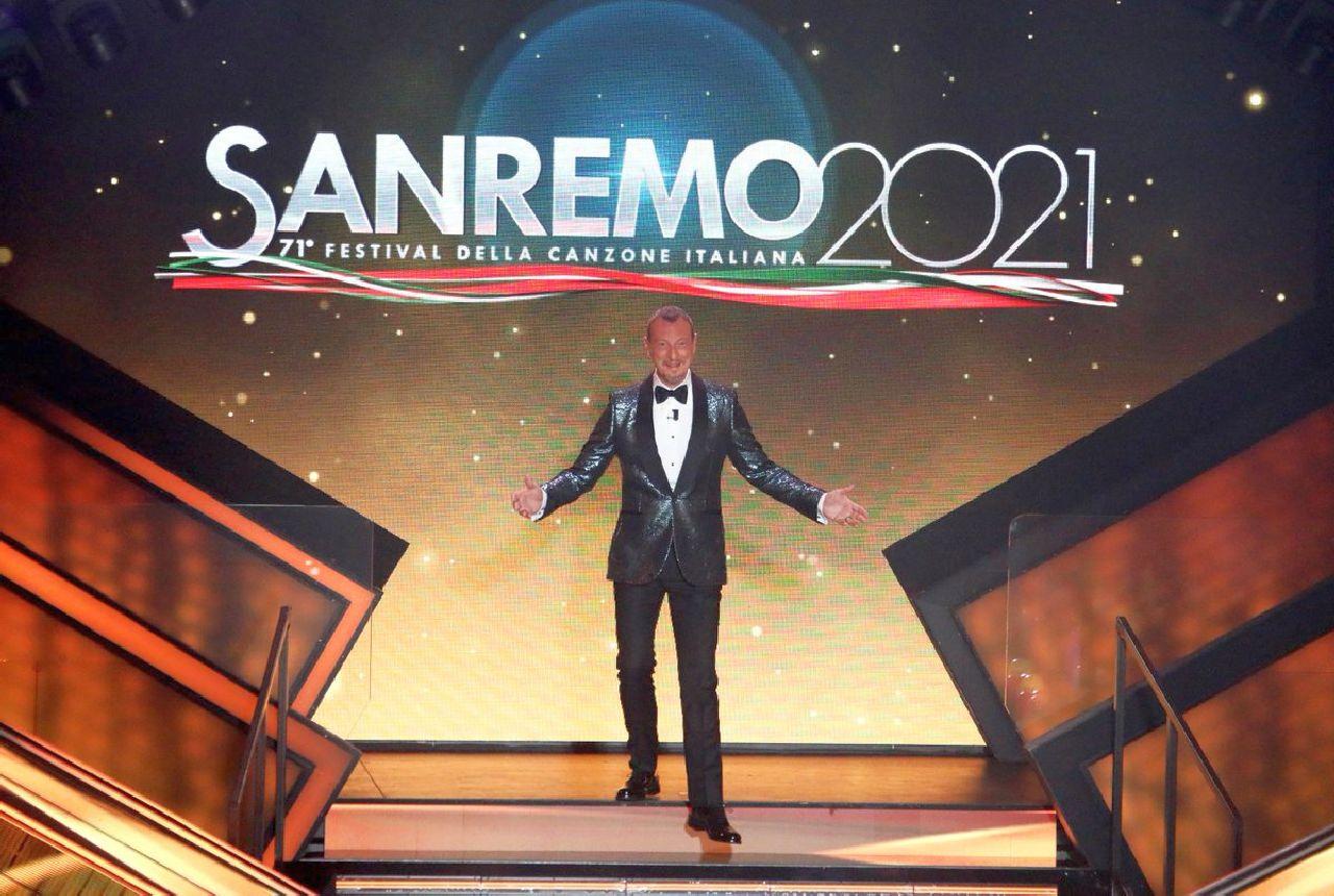 Sanremo 2021, ascolti quarta serata: l'Auditel resta basso, ma niente crollo