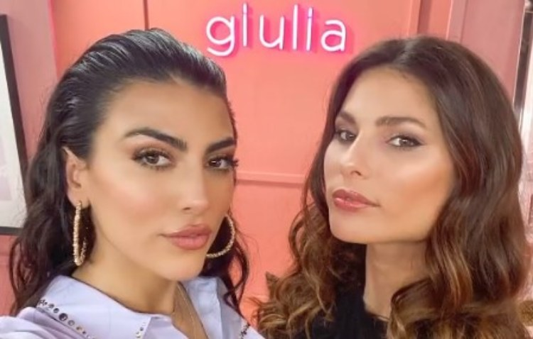 Giulia Salemi e Dayane Mello