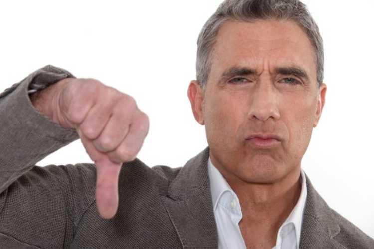 I cinque segni più pessimisti