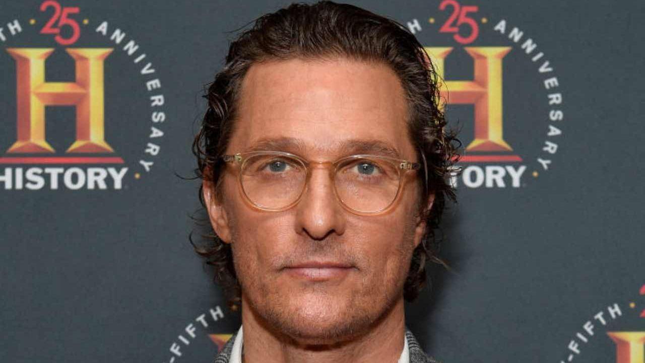 Matthew McConaughey a che tempo che fa