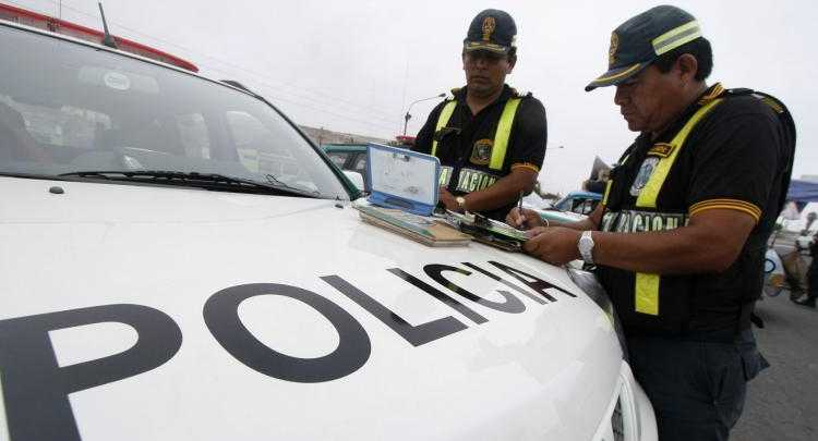 Polizia Perù