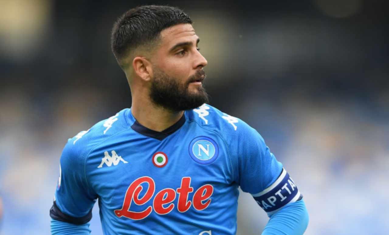 Napoli, se Insigne non rinnova c'è la Spagna: le squadre interessate all'attaccante