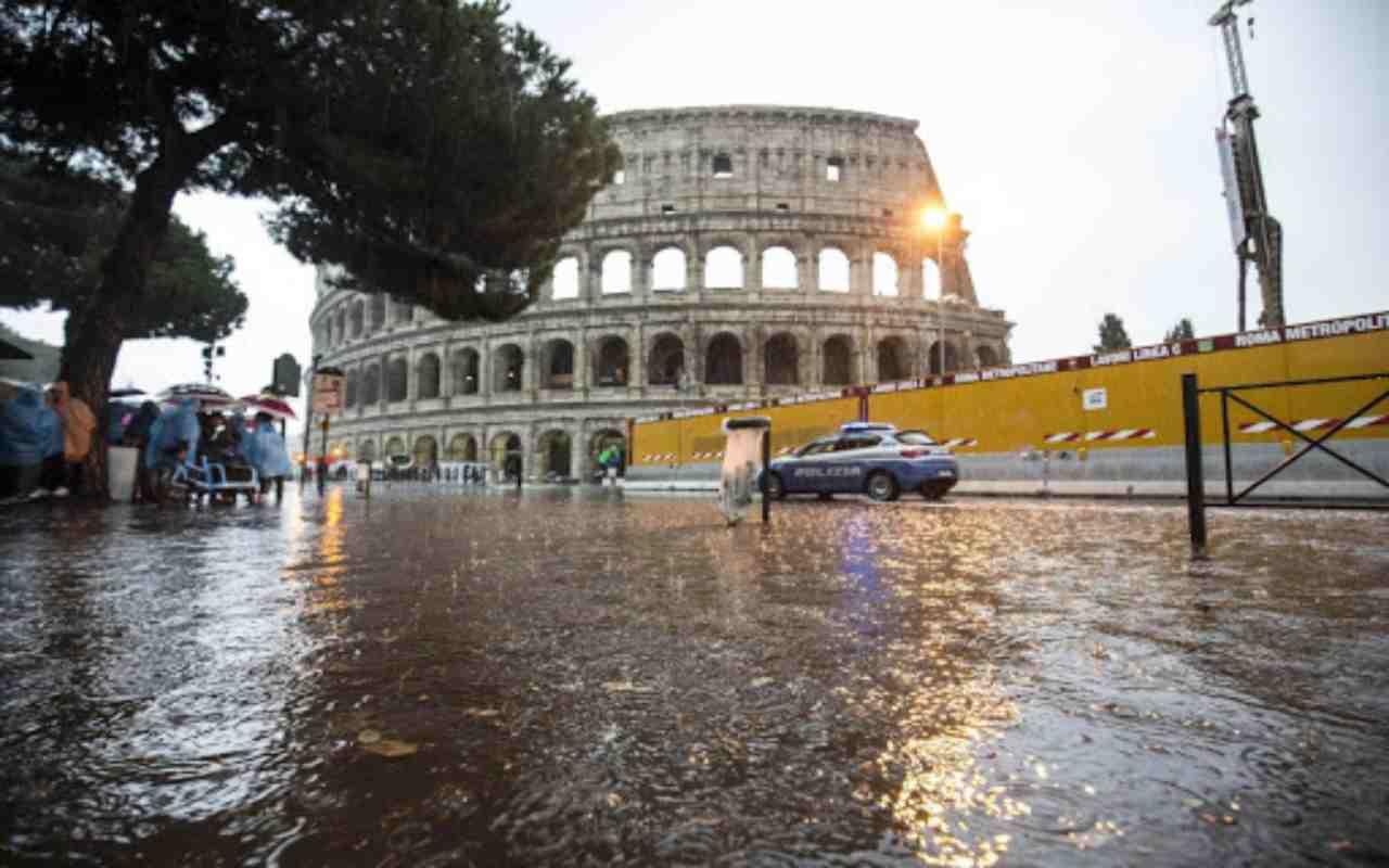 Allerta Meteo Roma e Lazio