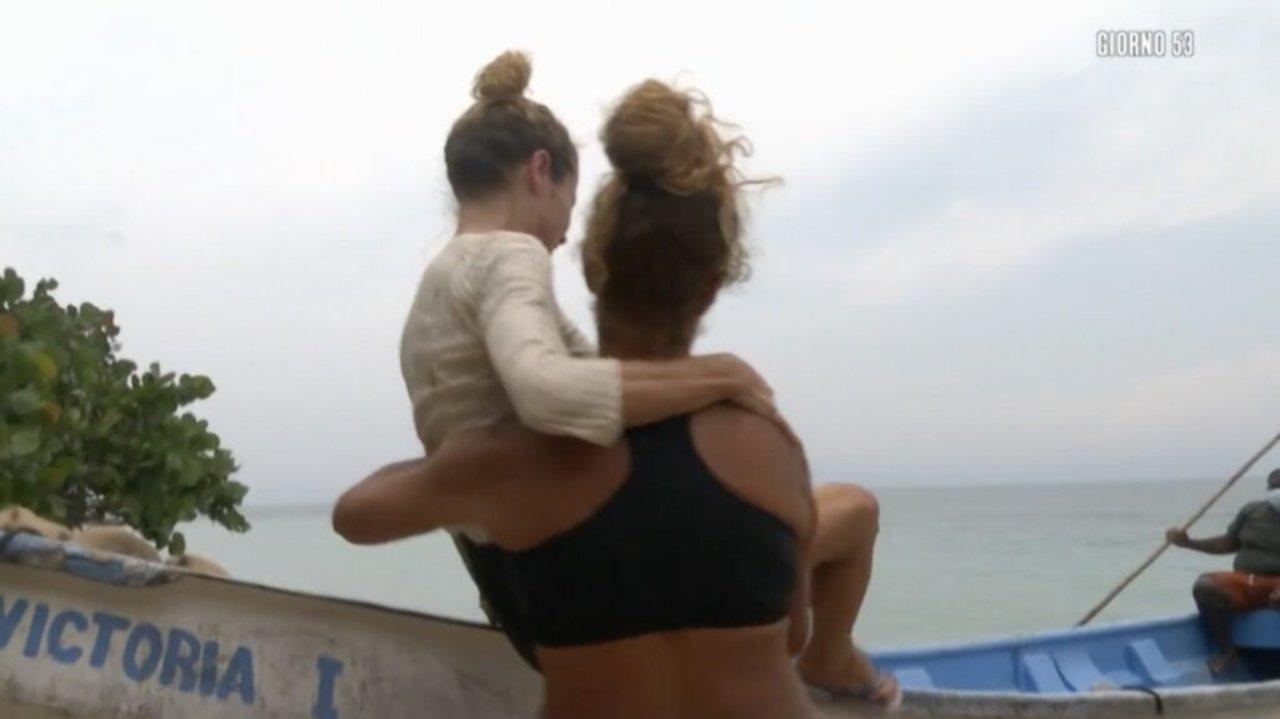 Angela Melillo e Valentina Persia